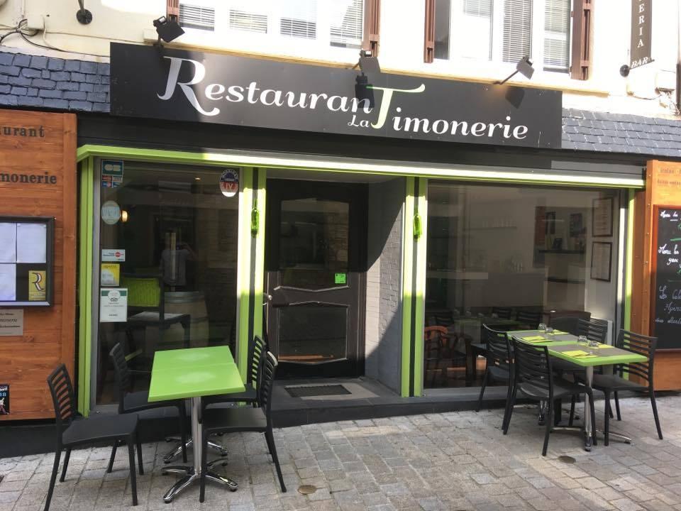 Le restaurant - La Timonerie - Arradon